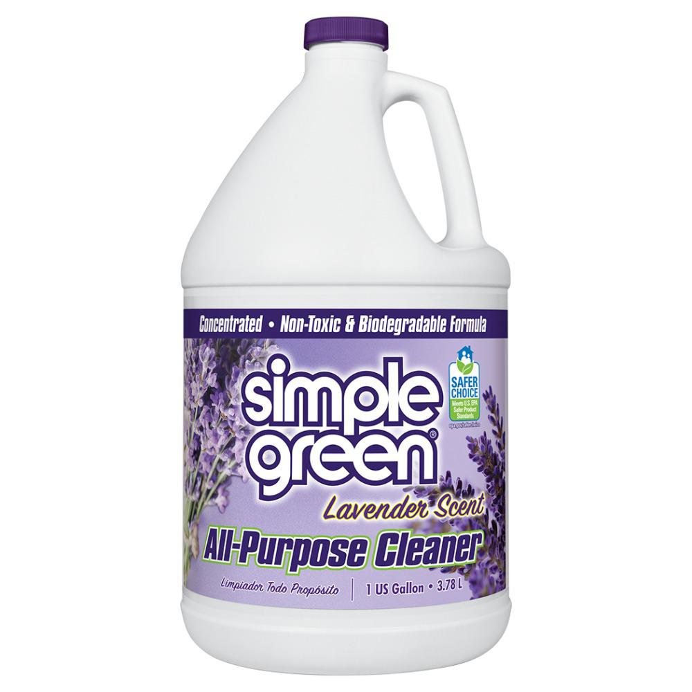 Simple Green 1 Gal. Lavender Scent All-Purpose Cleaner