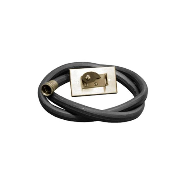 30 in. Hose with Bracket for Service Sink
