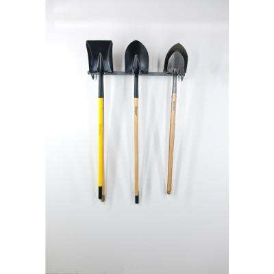 8-Shovel Storage Rack
