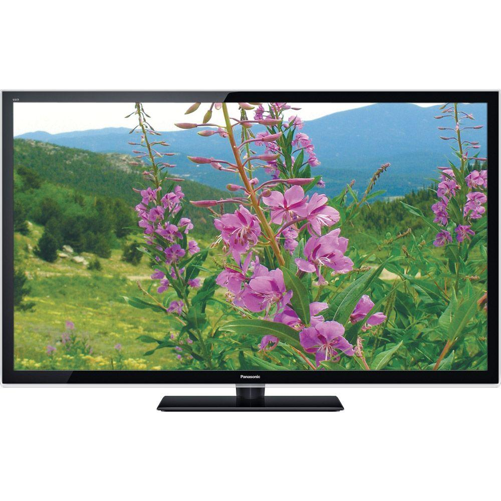 Panasonic Smart VIERA 47 in. Class LED 1080p 120Hz HDTV with Built-in WiFi-DISCONTINUED