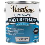 Varathane 1 Qt Clear Satin Water Based Interior