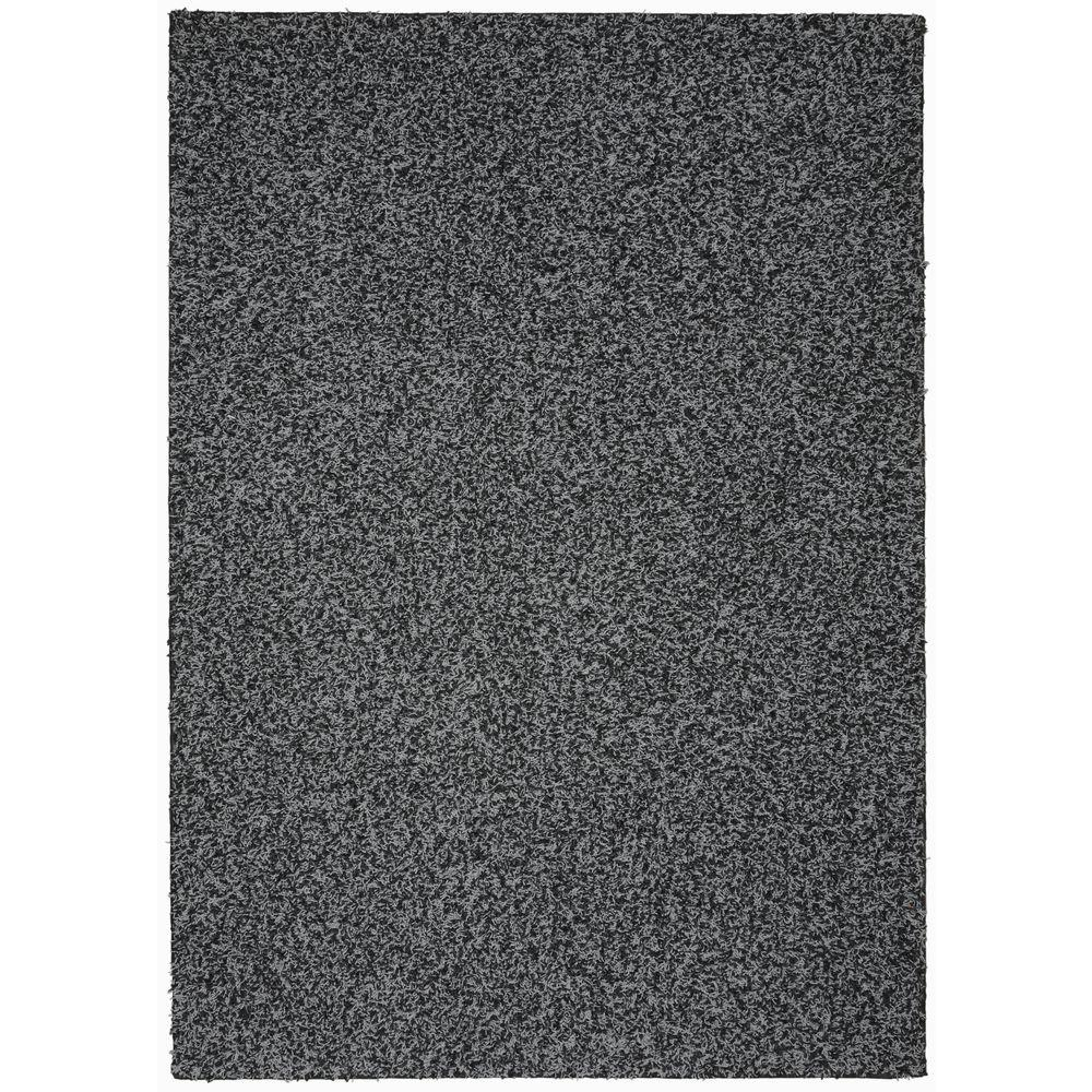 Garland Rug Southpointe Shag Gray Multi 6 Ft X 9 Ft Area Rug Sp 00 0a 0069 22 The Home Depot
