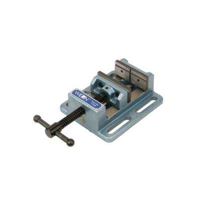 6 in. Low Profile Drill Press Vise