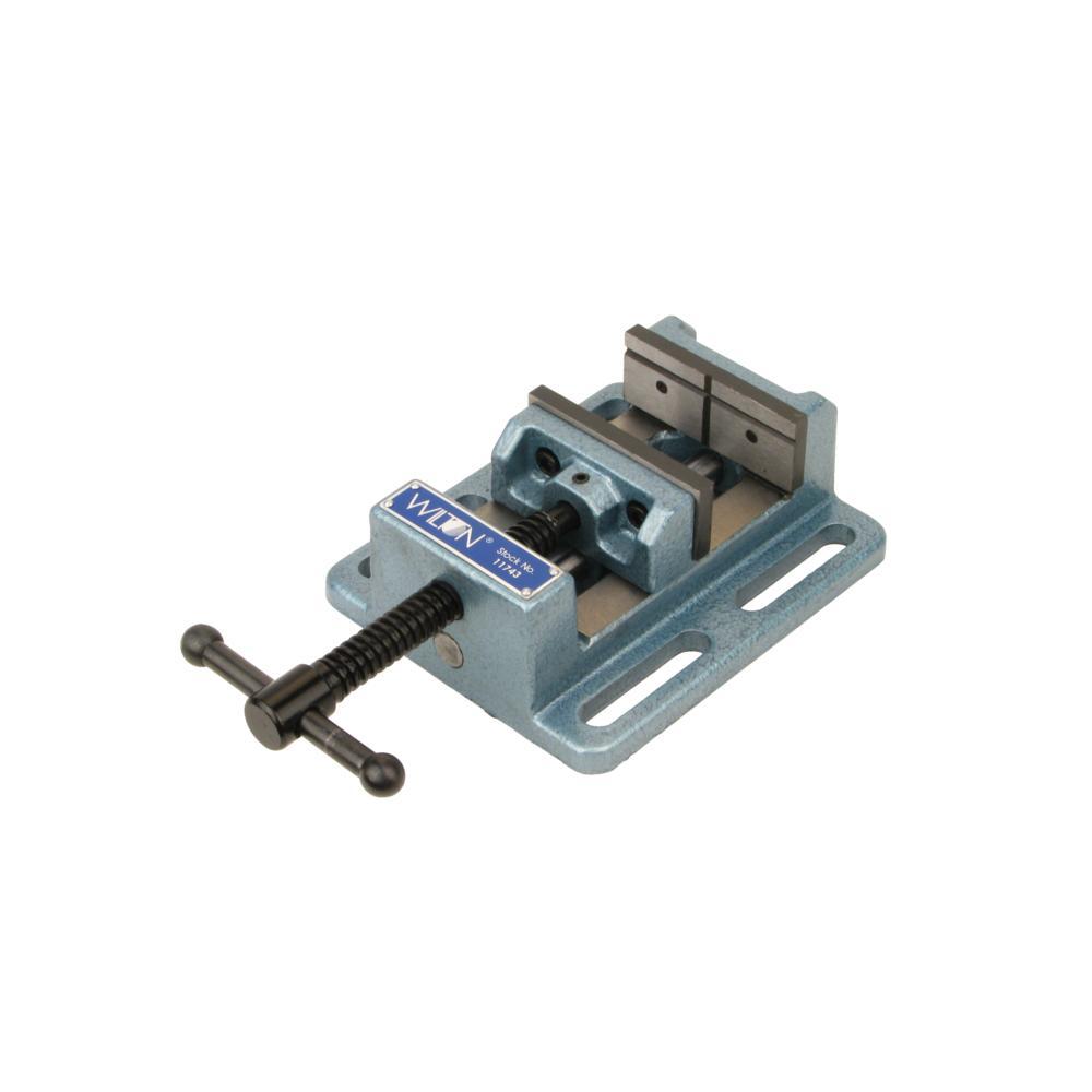 6 in. Low Profile Drill Press Vise