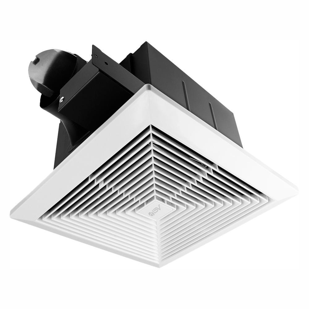 Bv Ultra Quiet 110 Cfm 1 2 Sone Bathroom Ventilation And