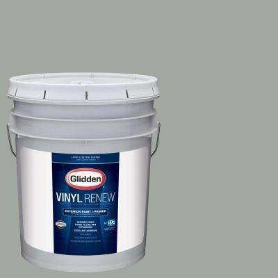 5 gal. #HDGCN12U Woodlawn Low-Lustre Exterior Paint with Primer