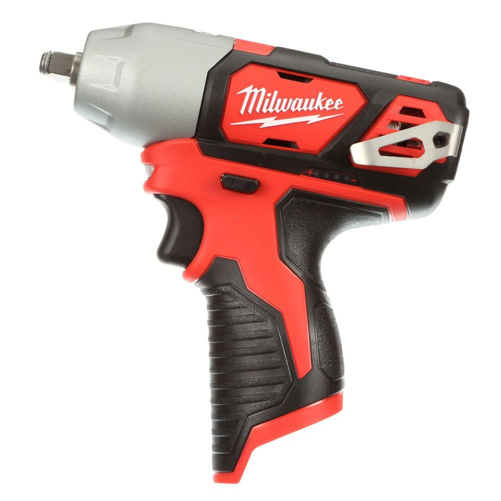 Milwaukee  M18 18v Compact 3//8In Impact Wrench Bare Unit