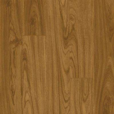 African Oak 12 mm Thick x 4.92 in. Wide x 47-49/64 in. Length Laminate Flooring (13.05 sq. ft. / case)