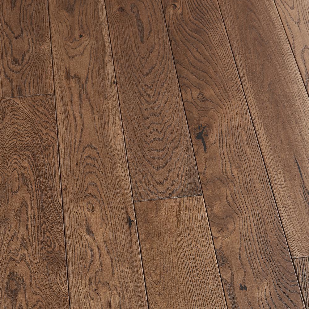French Oak Ocean City 3/4 in. T x 5 in. W x Varying Length Solid Hardwood Flooring (904 sq. ft./Pallet)