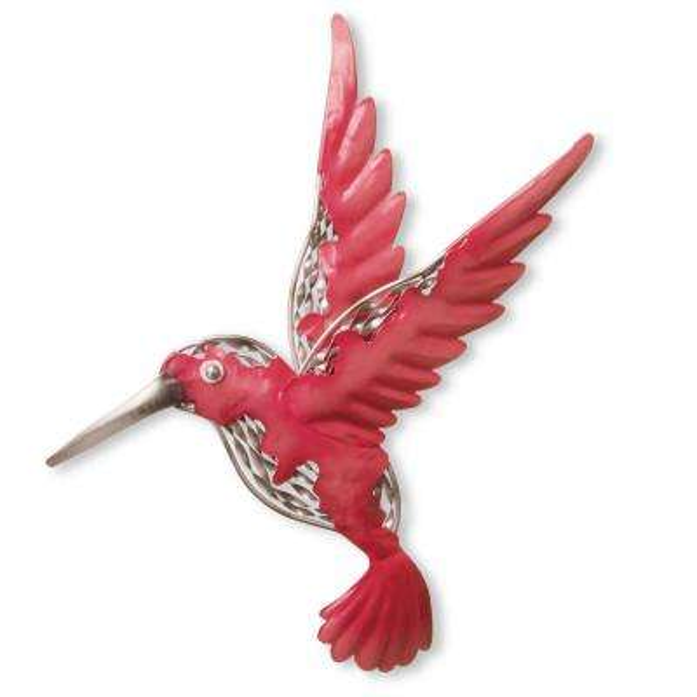Wall Decoration-Pink Bird