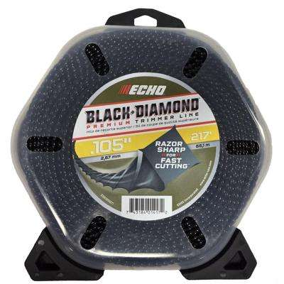 Black Diamond 0.105 in. Dia x 217 ft. Trimmer Line