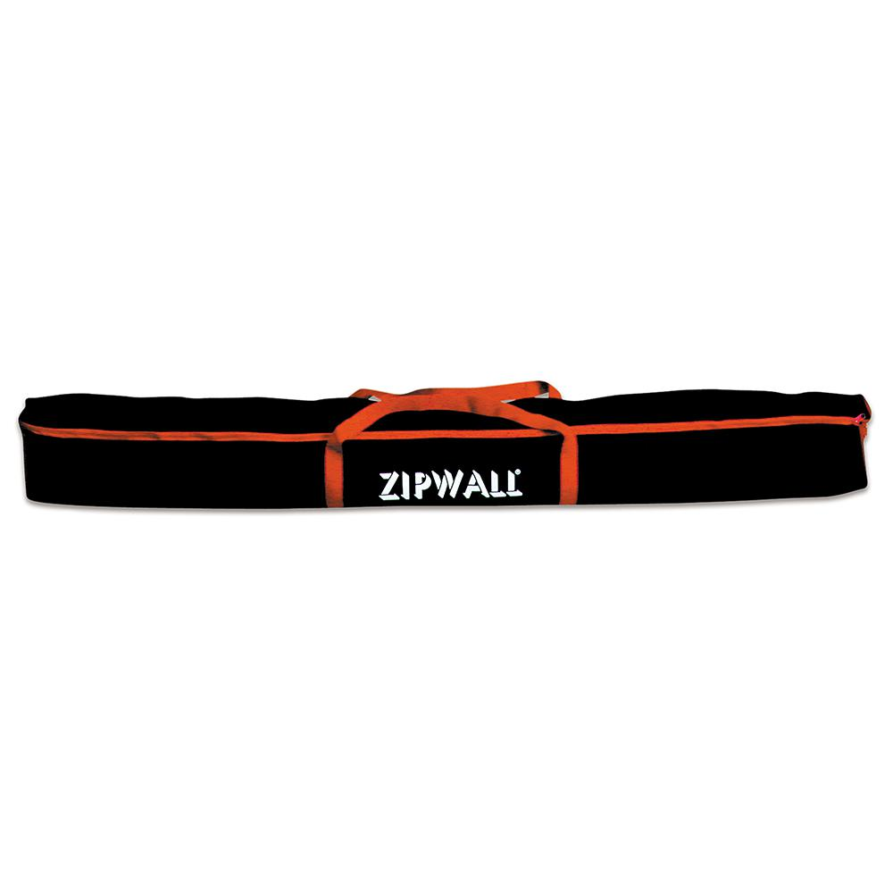 Zipwall 8 In X 3 In X 50 In Carry Bag For Dust Barrier