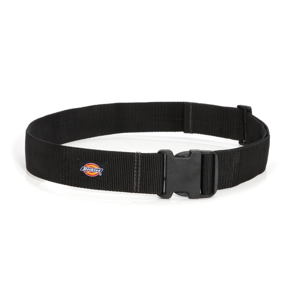 Dickies 2 in. Web Work Belt, Black