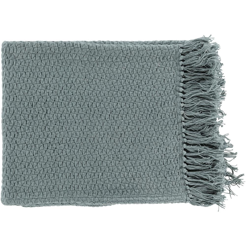 Sandford Moss Cotton Throw