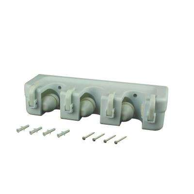 11 in. Plastic Tool Bar Organizer