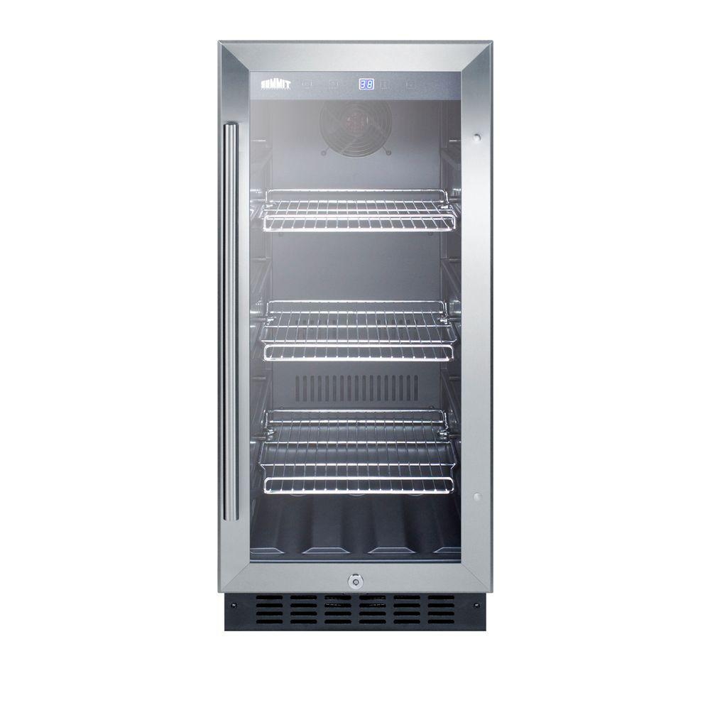 https://images.homedepot-static.com/productImages/f97154f7-dead-4861-8686-983939f212cc/svn/stainless-steel-trimmed-glass-door-with-black-cabinet-summit-appliance-mini-refrigerators-scr1536bg-64_1000.jpg