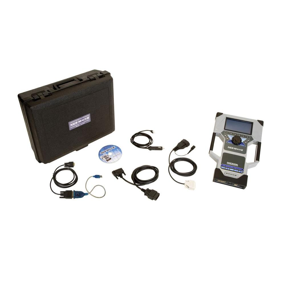 HICKOK NGS Mach II Ford Diagnostic Scan Tool