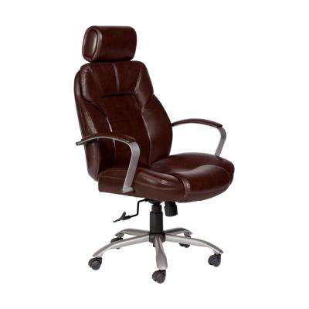 Commodore II Brown Big & Tall Executive Chair