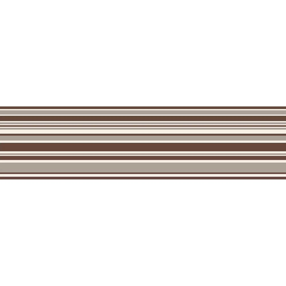 Brewster horizontal stripe peel and stick wallpaper border for Striped kitchen wallpaper