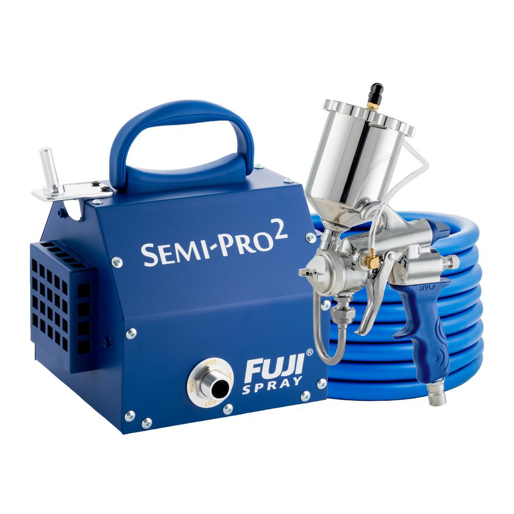 Fuji Spray Semi-PRO 2 Gravity HVLP Spray System