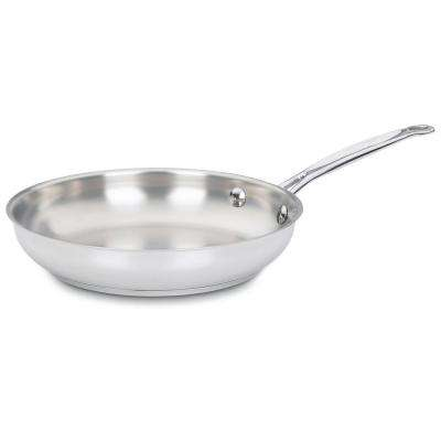 Chef's Classic Stainless Steel Skillet