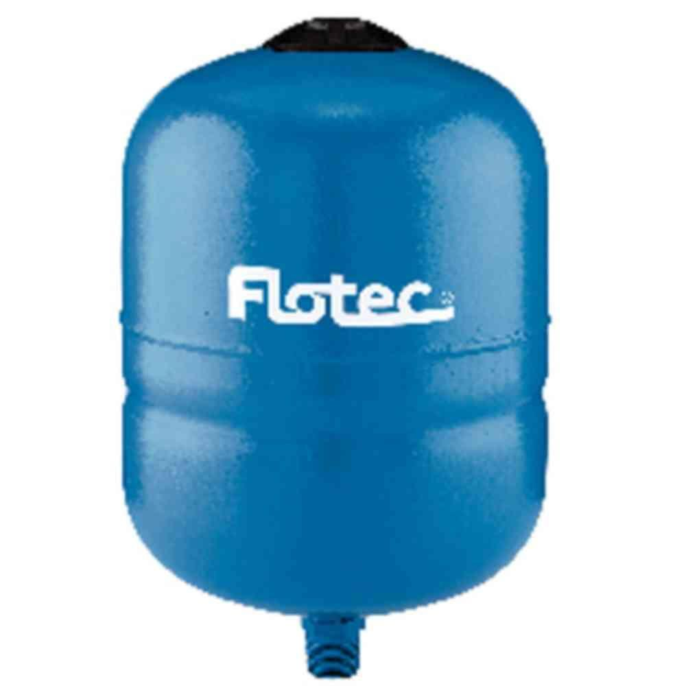 Flotec 2 Gal. Pre-Charged Pressure Tank with 6 Gal. Equivalent Rating