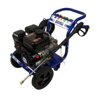 2500 psi 2.3 GPM 179cc OHV Gas Pressure Washer