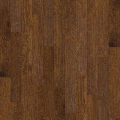 Grand Hickory 5 in. Dune 3/8 in. T x 5 in. W x Varying Length Engineered Hardwood Flooring (23.66 sq. ft. /case)