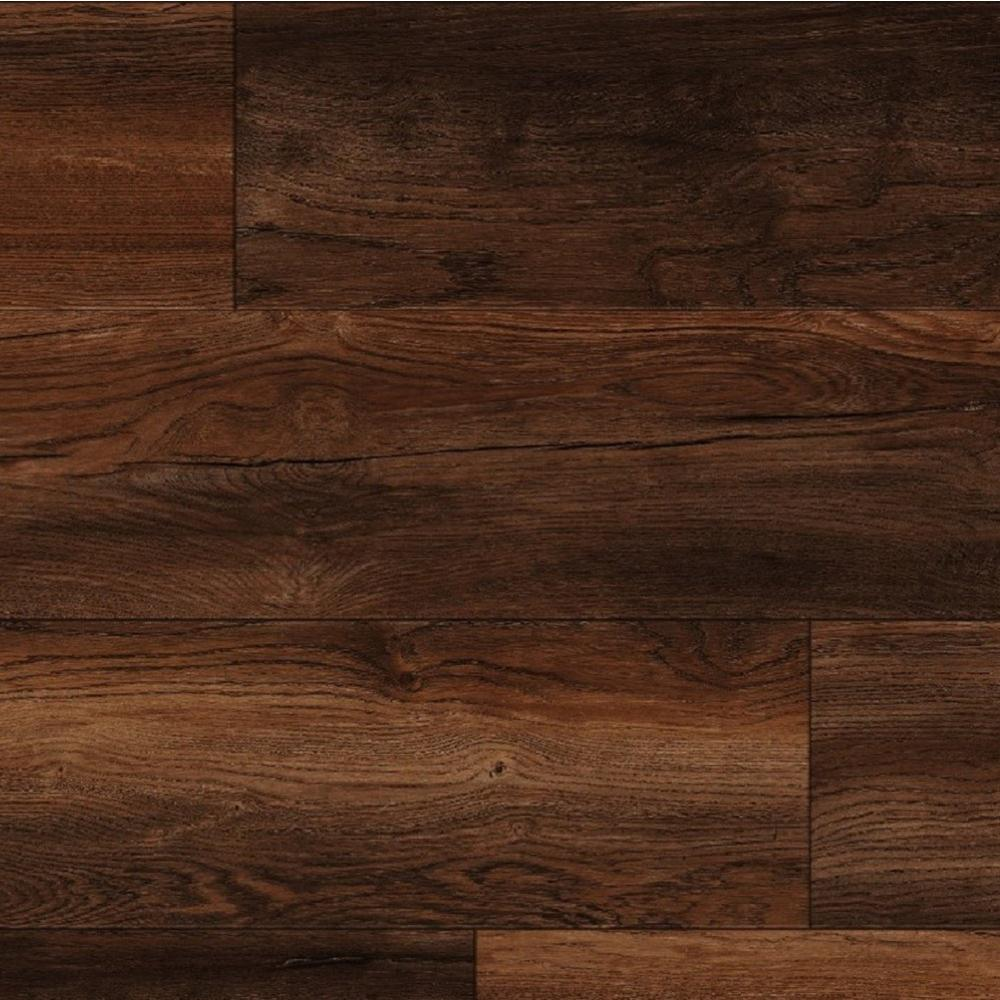 Home Decorators Collection Eir Rocky Butte Oak 12 Mm Thick X 7 7/16 In. Wide X 50 5/8 In. Length Laminate Flooring (18.2 Sq. Ft. / Case), Dark