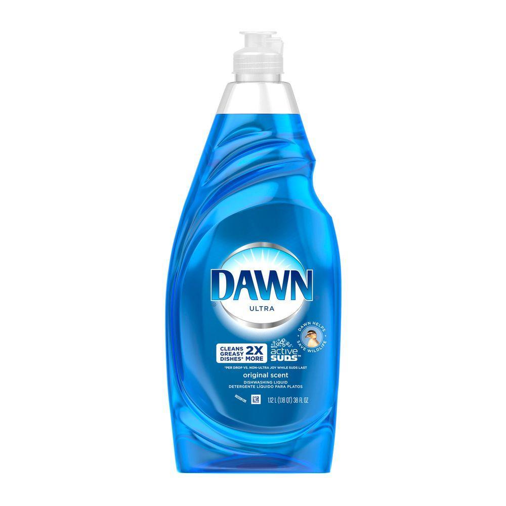Dawn Ultra 38 oz. Original Scent Dish Soap-003700042902 - The Home Depot
