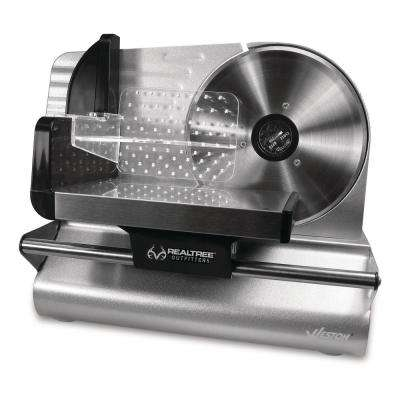 7.5 in. Meat Slicer with Cover