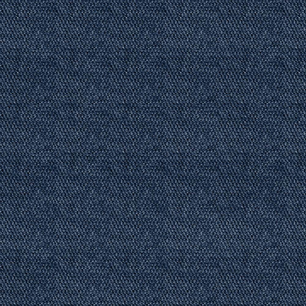 First Impressions Denim Hobnail Texture 24 in. x 24 in. Carpet