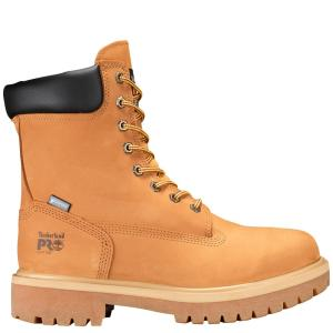 e2c2fea7db Timberland PRO TBL PRO 11 Mens Brown Boondock Composite Toe WP Work ...
