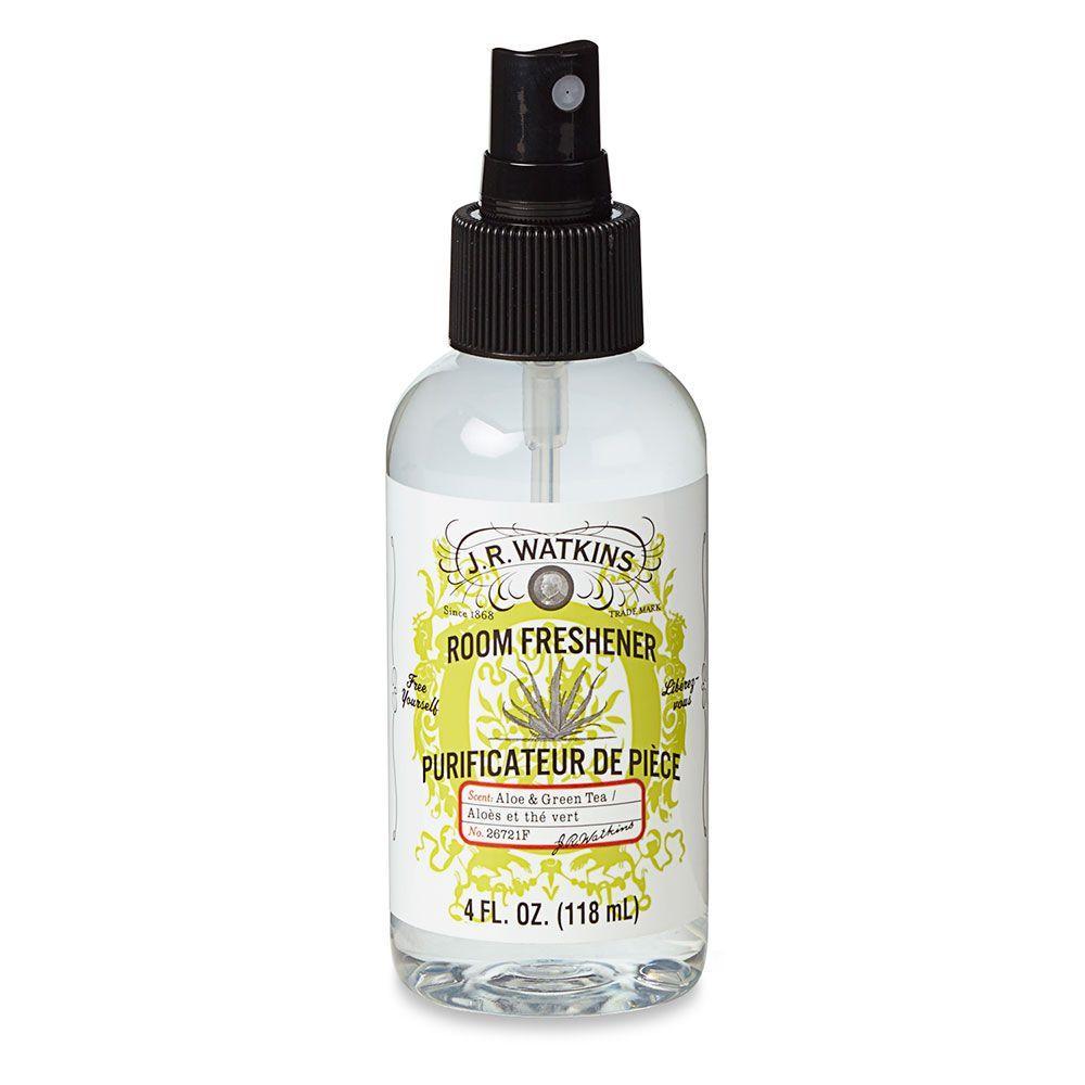 4 oz. Aloe and Green Tea Room Freshener Spray