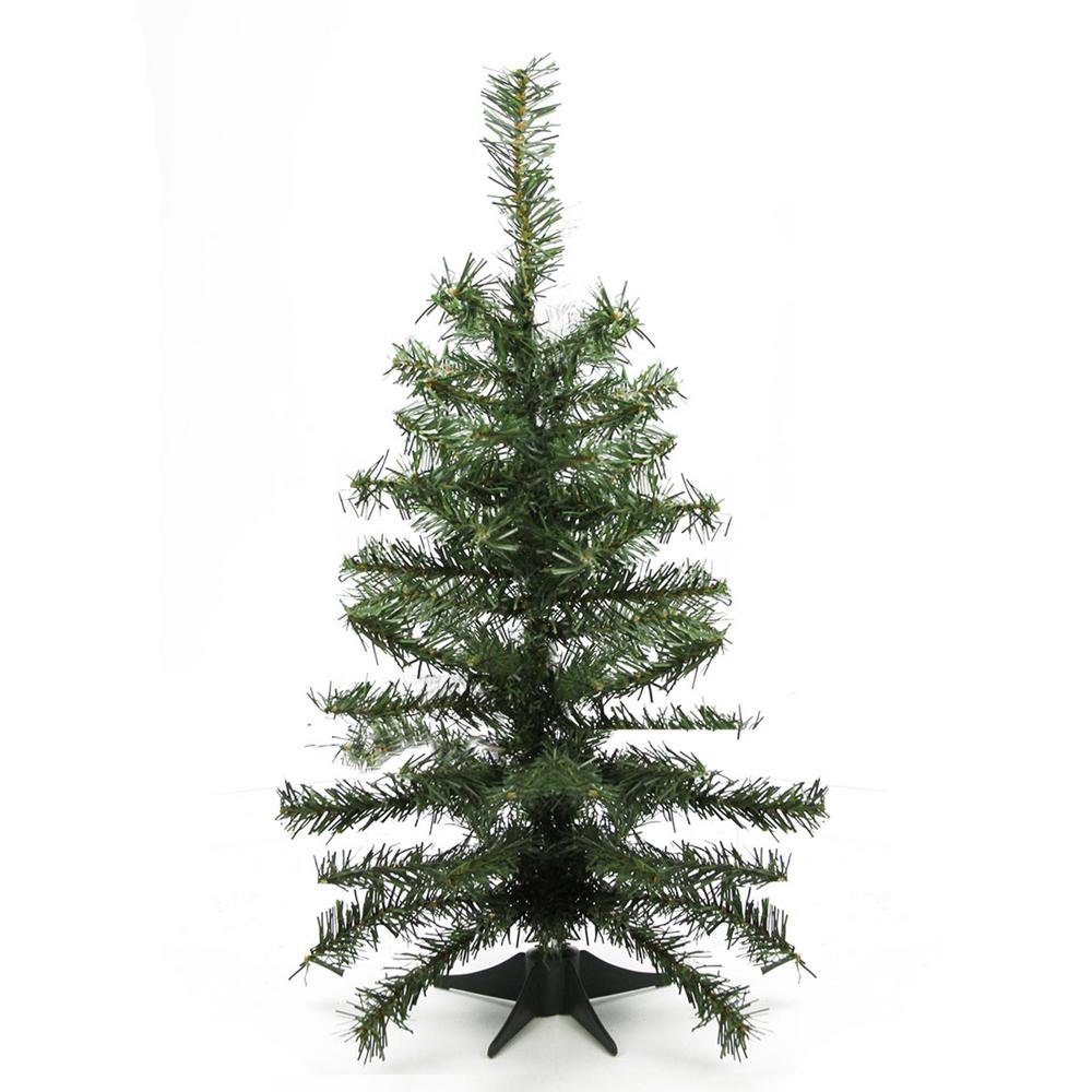 Most Realistic Artificial Christmas Tree Reviews: Northlight 2 Ft. X 10 In. Canadian Pine Medium Artificial