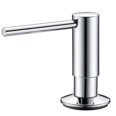 Endura Tal Counter-Mounted Soap Dispenser in Polished Chrome