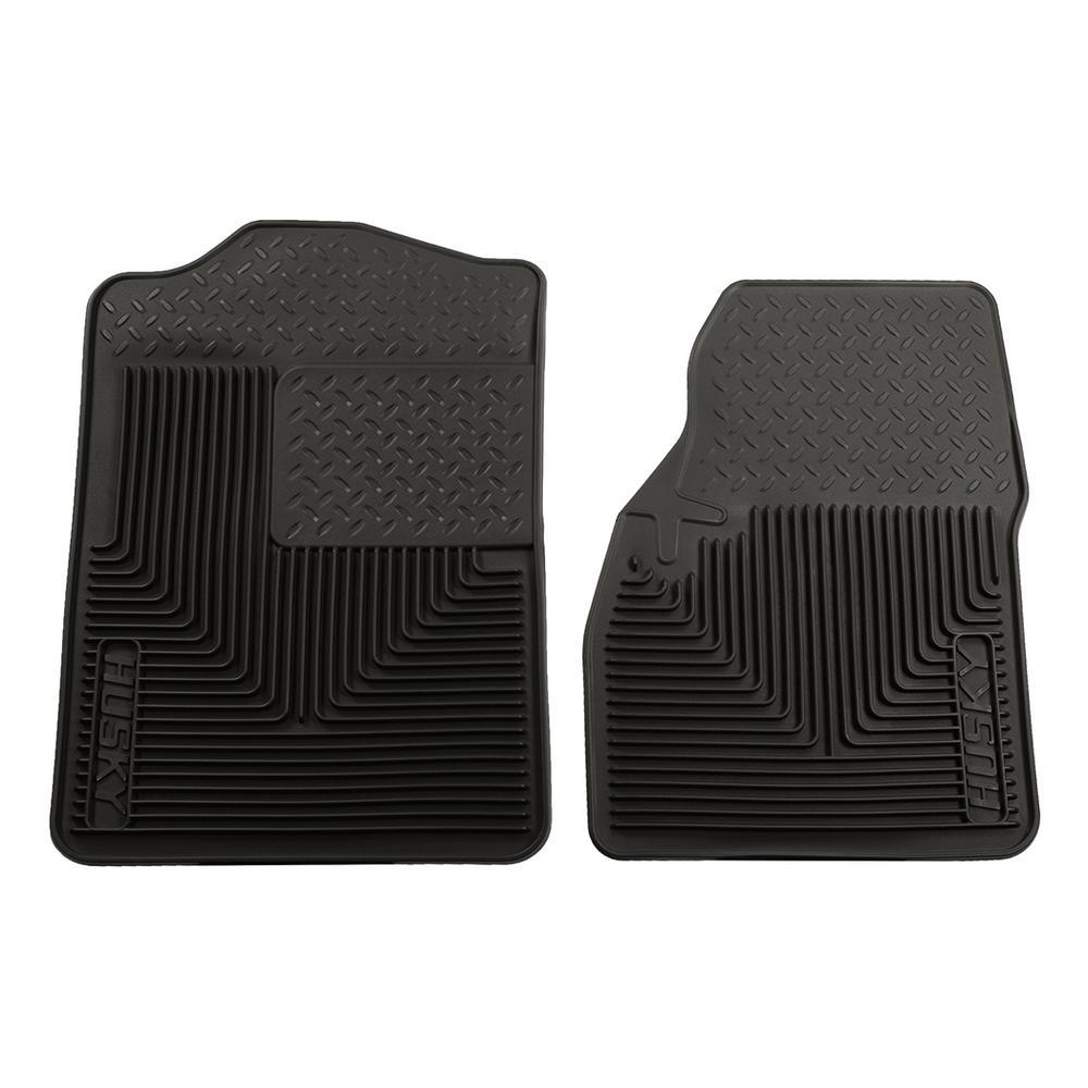 Husky Liners Front Floor Liners Fits 94-01 Ram 1500 94-02 Ram 2500//3500