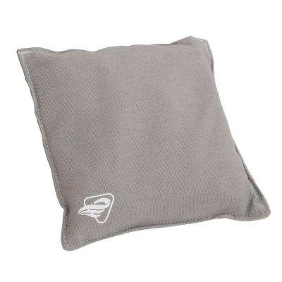 Triumph Grey Canvas Duck Cloth Bean Bag Set