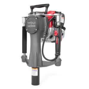 TITAN 4-Stroke Gas Powered Post Driver - Contractor Series PGD2000 by TITAN