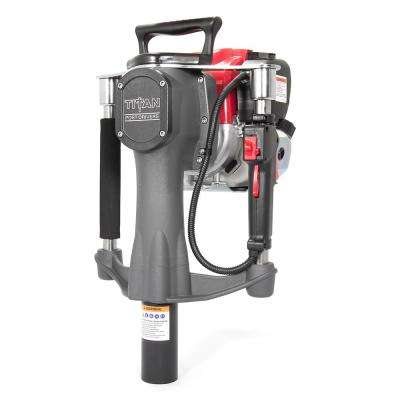 4-Stroke Gas Powered Post Driver - Contractor Series PGD2000