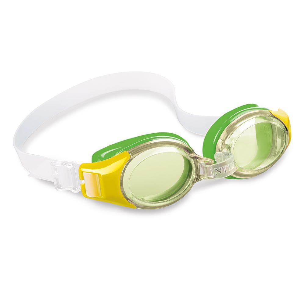 68d73949553 Intex Junior Green Goggles-55601E-G - The Home Depot