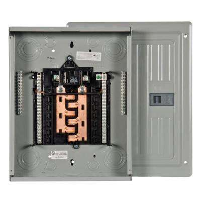 PL Series 100 Amp 12-Space 24-Circuit Main Breaker Indoor Load Center