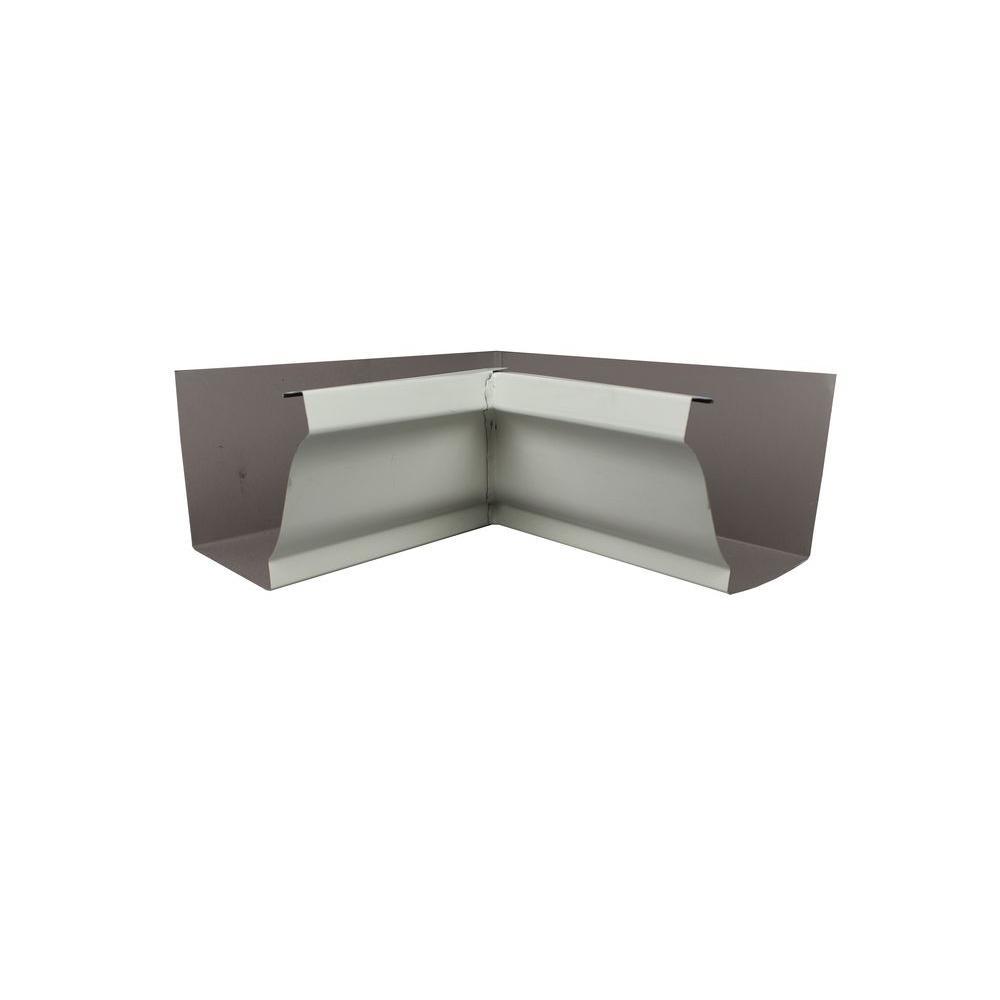 Spectra Metals 5 in. Linen Aluminum Inside Box Miter