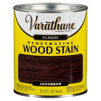 1 qt. Jacobean Classic Wood Interior Stain (2-Pack)