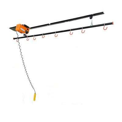 220 lb. Motorized Garage Ceiling Storage Lift for Bikes, Kayaks, Canoes and Golf Bags