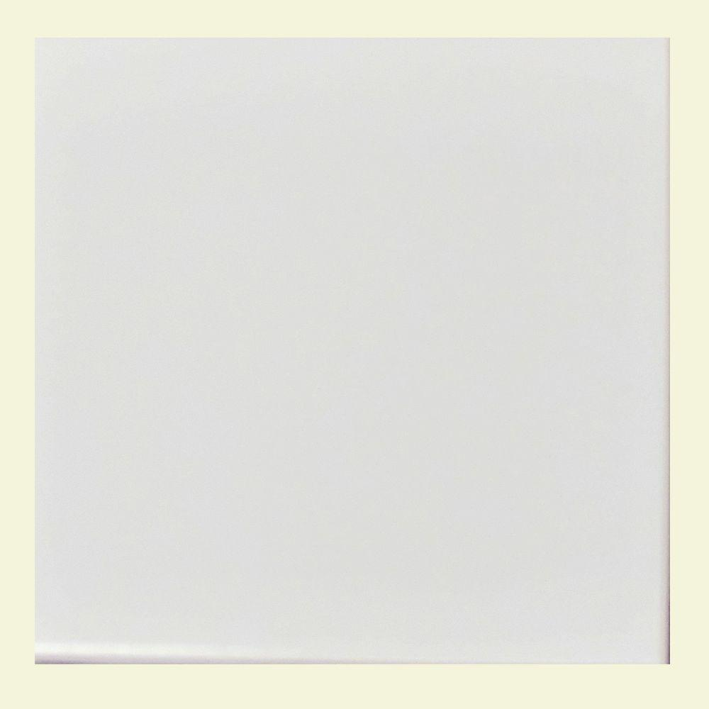 Us ceramic tile images tile flooring design ideas us ceramic tile bright snow white 4 14 in x 4 14 in ceramic us ceramic dailygadgetfo Image collections
