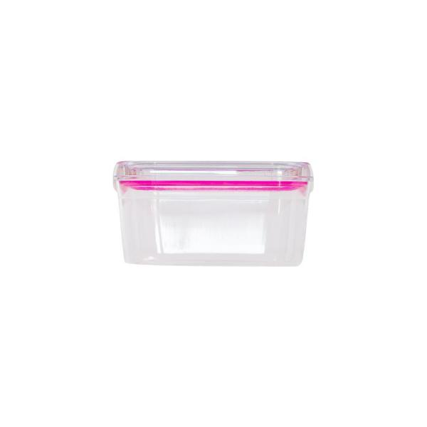 Cube Tritan 1.21 qt. Co-Polyester Food Storage Container with Lid