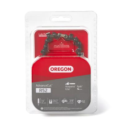 Oregon 14 in  Chainsaw Chain-S52 - The Home Depot