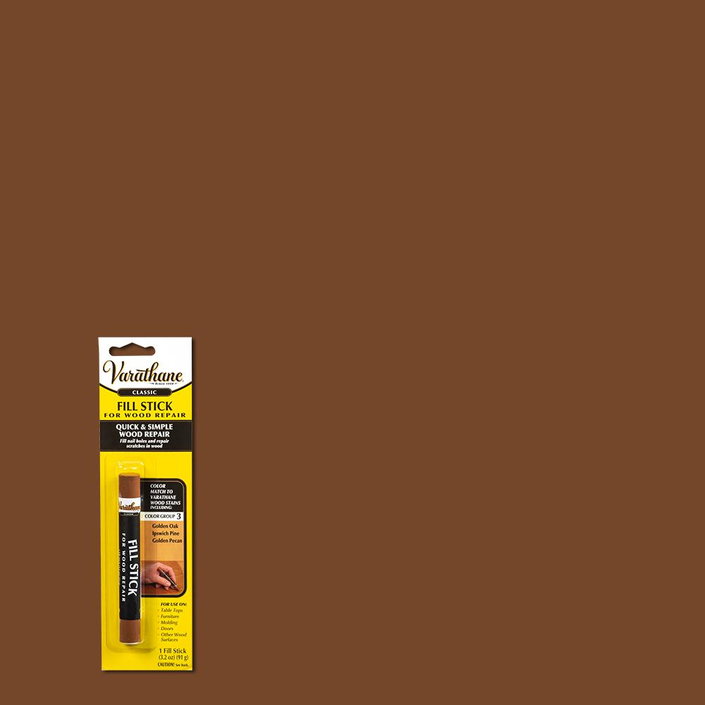 Varathane Varathane 3.2 oz. Golden Oak Wood Fill Stick (8-Pack)