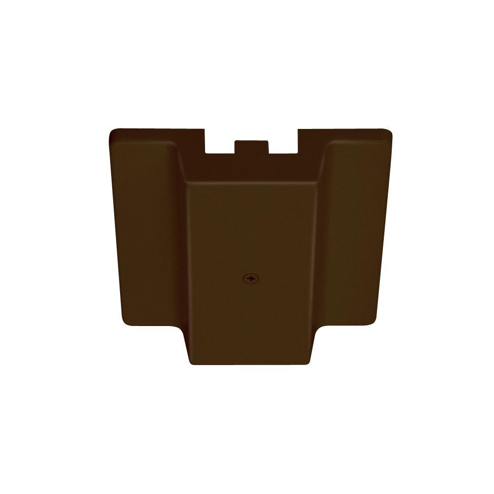 Juno Trac-Lites Bronze Floating Electrical Feed